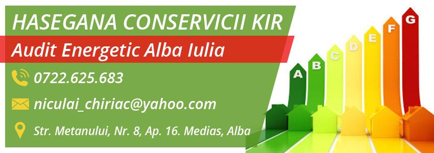 audit energetic Sighisoara